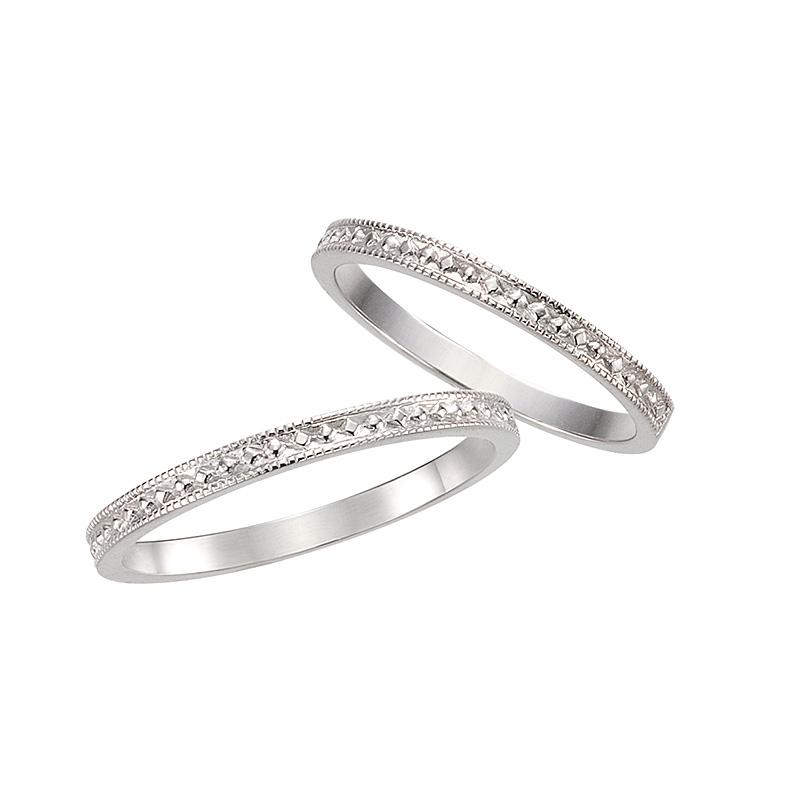 ピュルテリング AHKAH(アーカー) 結婚指輪