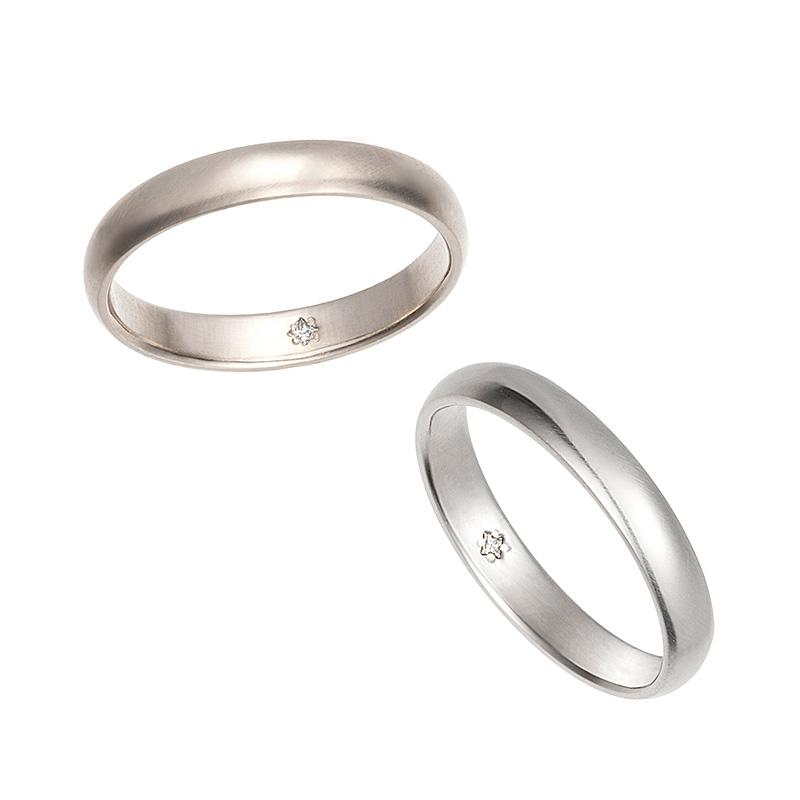 ロンタンリング|AHKAH(アーカー) 結婚指輪