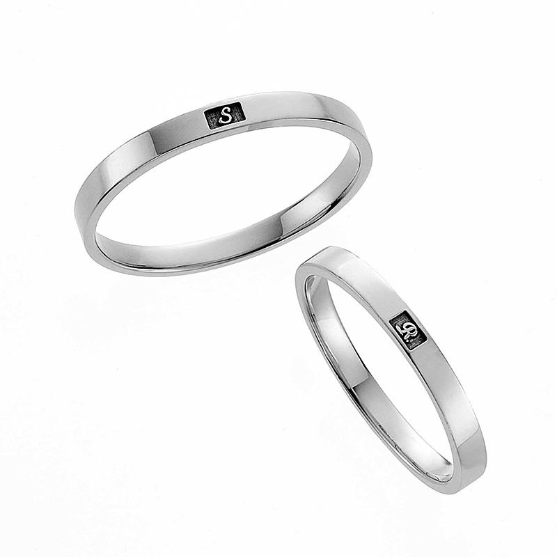 ノンリング AHKAH(アーカー) 結婚指輪
