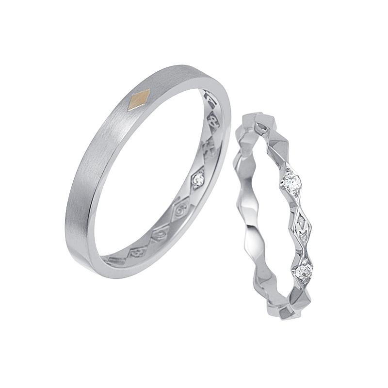 ロサンジュリング|AHKAH(アーカー) 結婚指輪