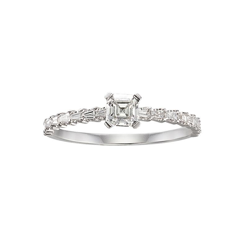 プレッジステアーズリング AHKAH(アーカー) 婚約指輪