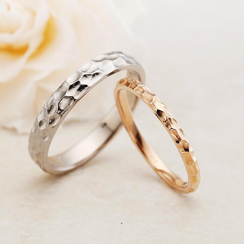 カルメ アムールアミュレット結婚指輪