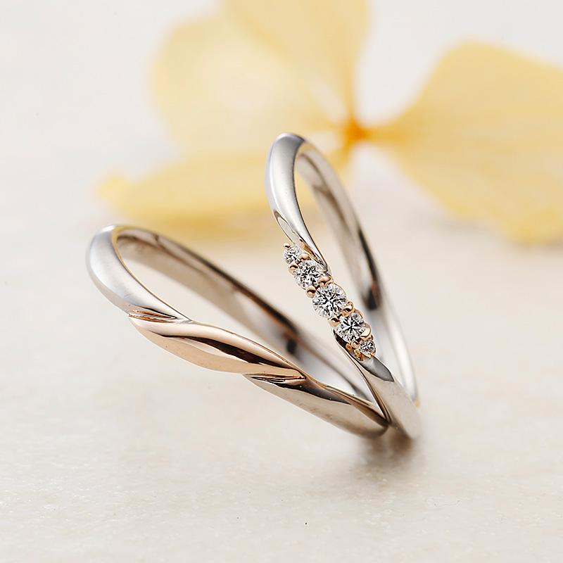アイリス|アムールアミュレット結婚指輪