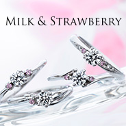 MILK&Strawberry(ミルク&ストロベリー)