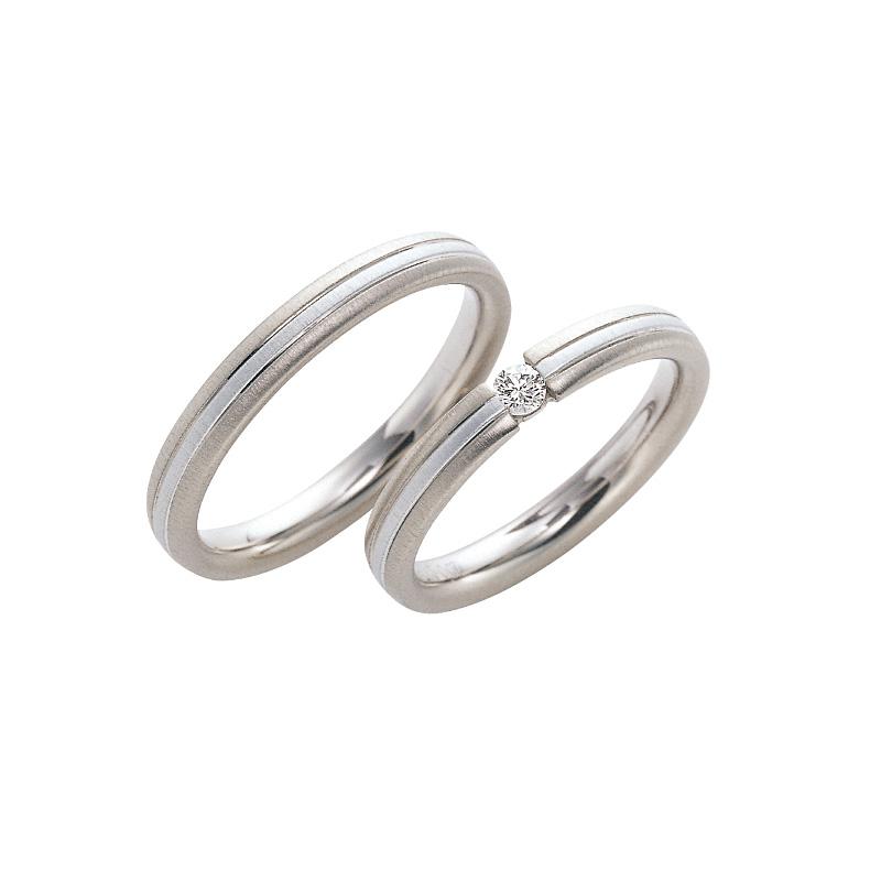 ヴィ・ザ・ヴィ トリニテ|FURRER-JACOT(フラー・ジャコー) 結婚指輪