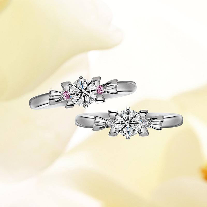 Nouer(ノア)マリアージュエントの婚約指輪
