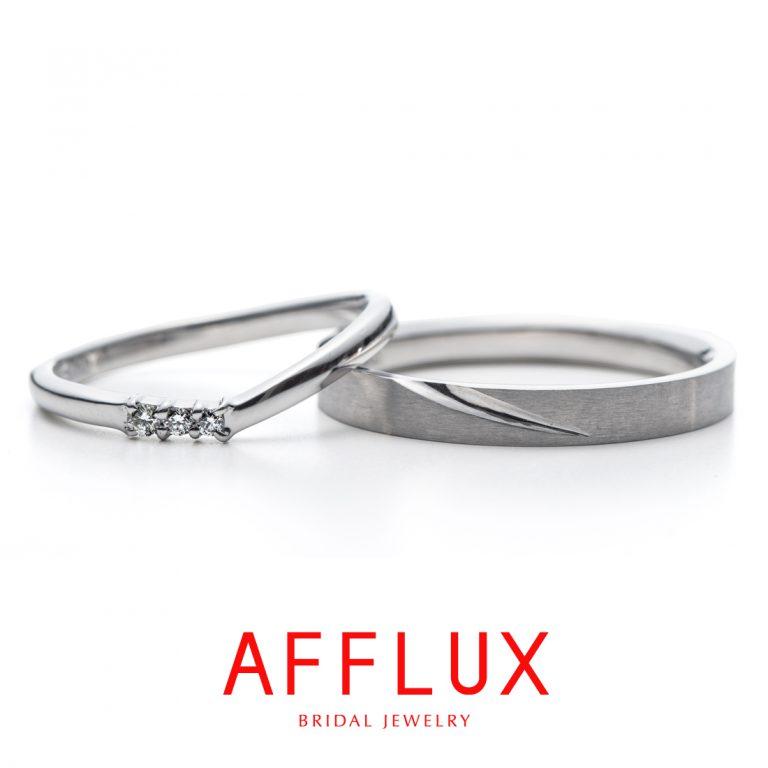 スズラン|アフラックス結婚指輪