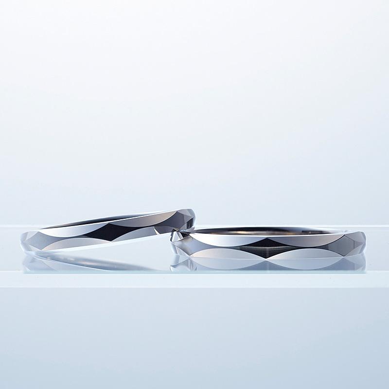 LYUZ YW126/YW125|N.Y NIWAKA結婚指輪