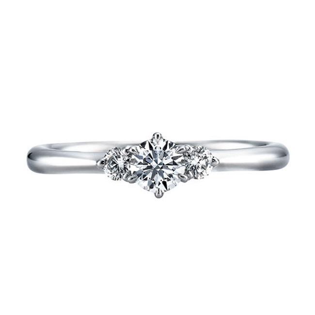 ロイヤルアッシャーの婚約指輪・ポンテヴェキオの結婚指輪