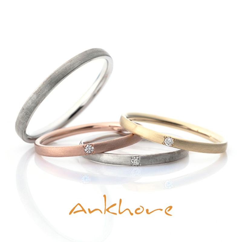 VOCE(ヴォーチェ) Ankhore(アンクオーレ)結婚指輪