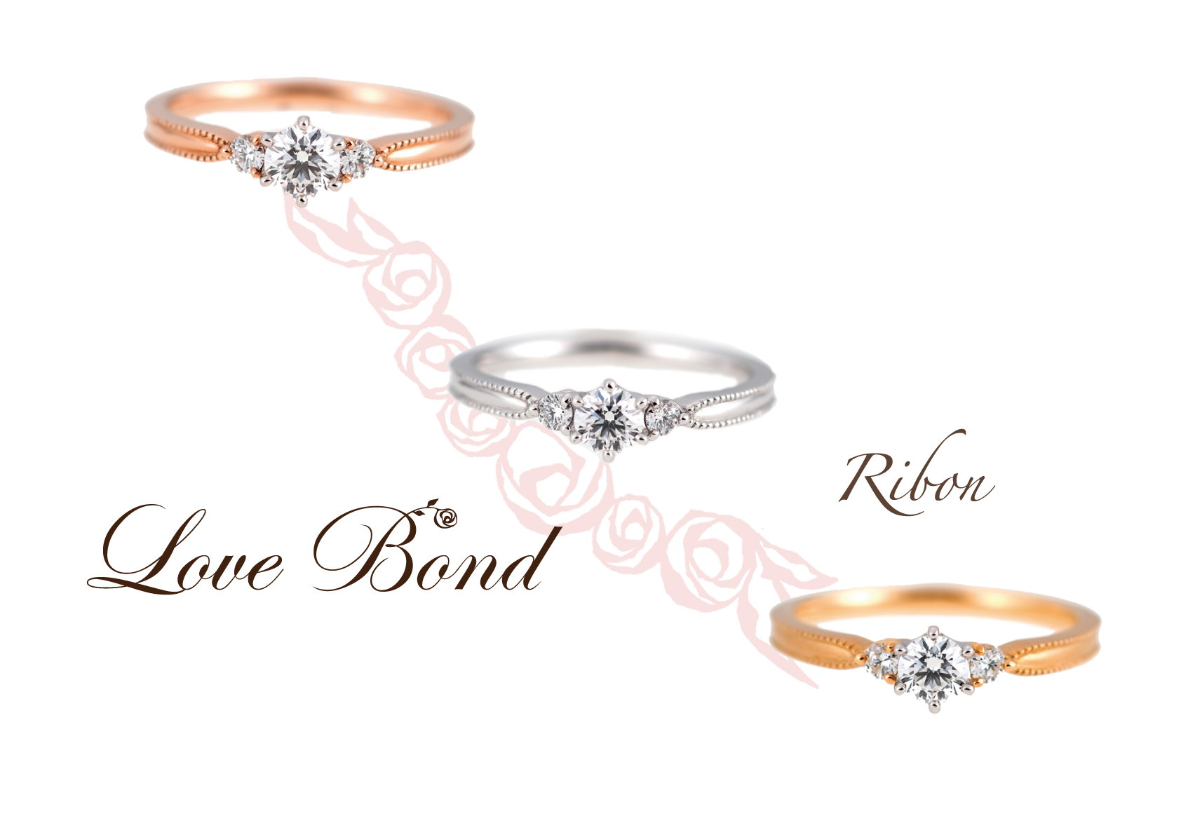 Love Bond「June Bride Fair」5/29(Mon.)~6/30(Fri.)