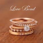 Love Bond「June Bride Fair」5/29(Mon.)~6/30(Fri.)