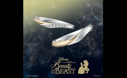 Disney Beauty and the Beast(ディズニー 美女と野獣)
