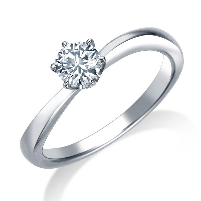 ERA810|ロイヤルアッシャー婚約指輪
