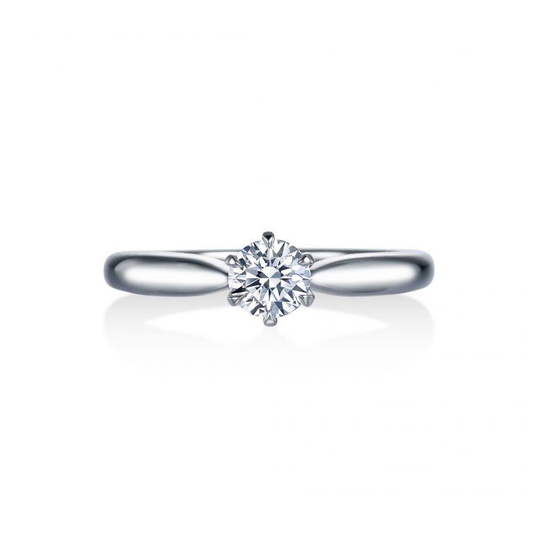 ERA260|ロイヤルアッシャー婚約指輪