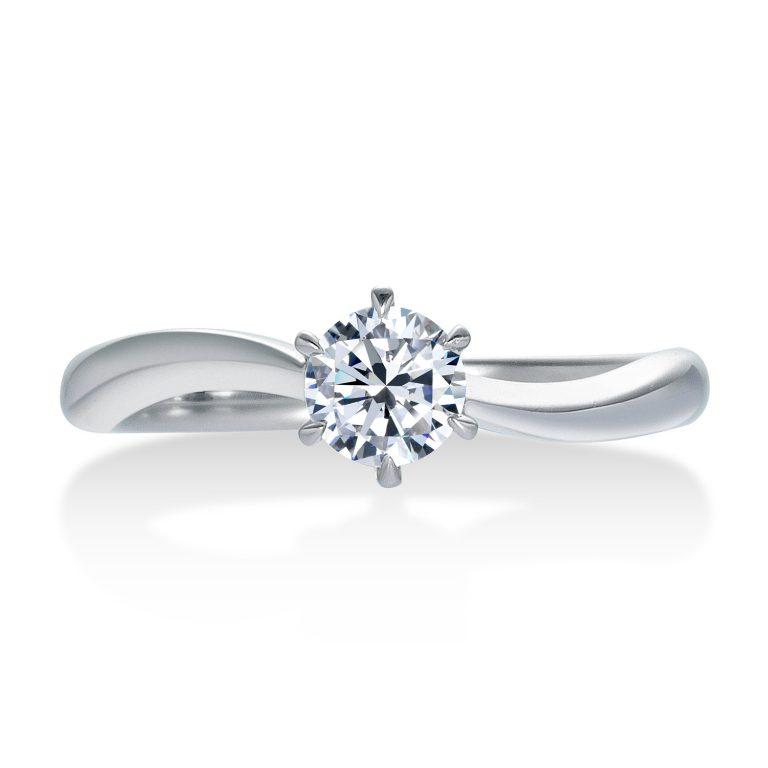 ERA270|ロイヤルアッシャー婚約指輪