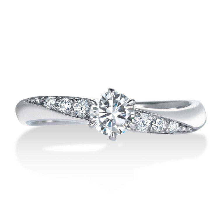 ERA316|ロイヤルアッシャー婚約指輪