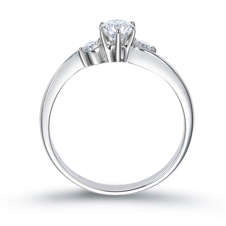 ERA680|ロイヤルアッシャー婚約指輪