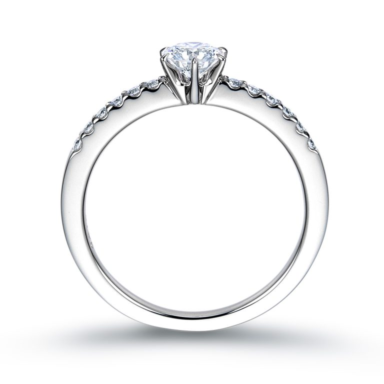 ERA688|ロイヤルアッシャー婚約指輪