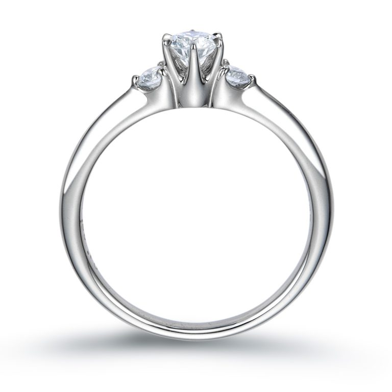 ERA693|ロイヤルアッシャー婚約指輪