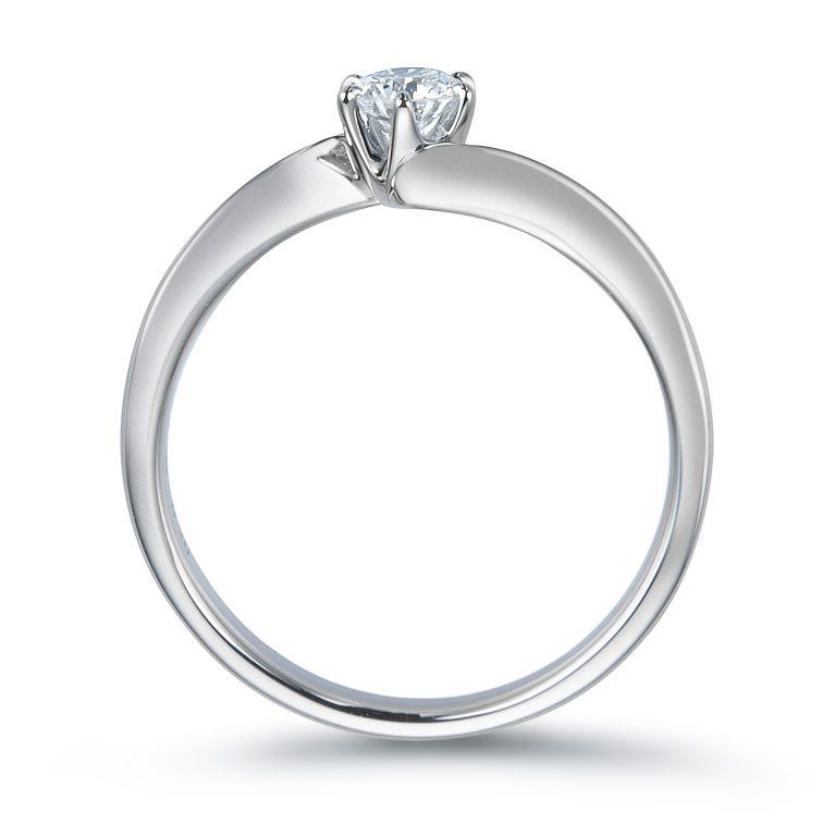ERA801 ロイヤルアッシャー婚約指輪