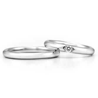 WRA005 WRB008 ロイヤルアッシャー結婚指輪
