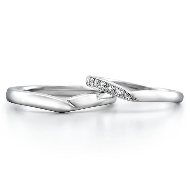 WRA025 WRB034|ロイヤルアッシャー結婚指輪