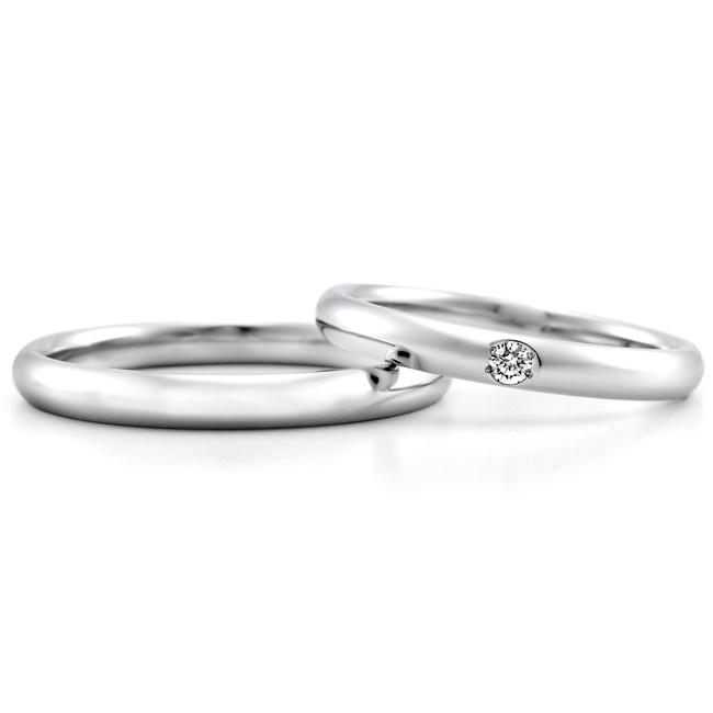 WRA026 WRB036|ロイヤルアッシャー結婚指輪