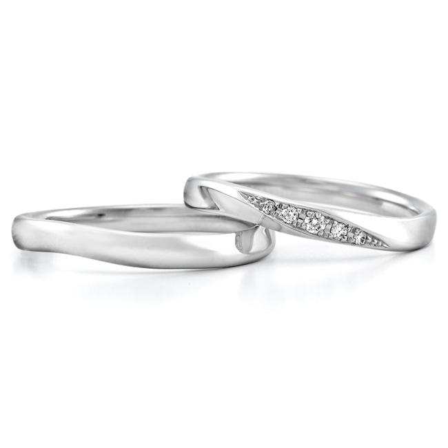 WRA027 WRB037|ロイヤルアッシャー結婚指輪