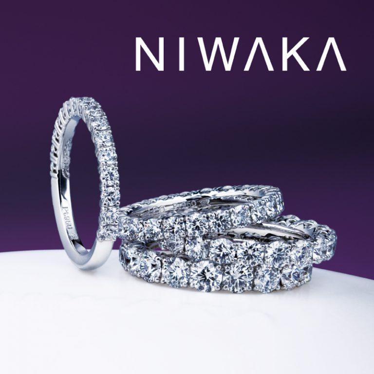 久遠|NIWAKA(ニワカ) 婚約指輪