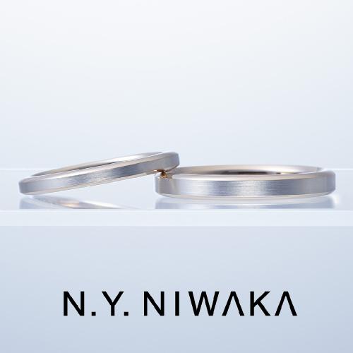【飯田市】N Y俄のご結婚指輪をお作りいただきました!