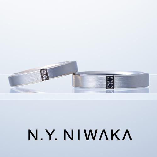 【飯田市】NY俄のご結婚指輪をお作りいただきました!