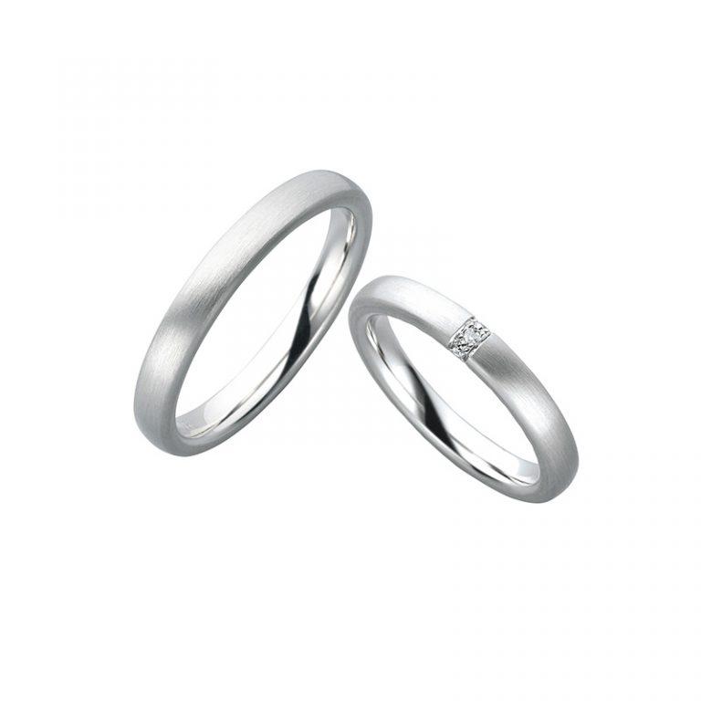 286123 4286123|GERSTNER 結婚指輪