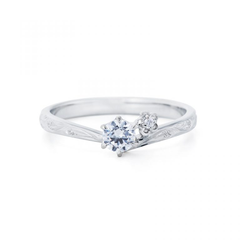 HIA:よろこび privatebeach 婚約指輪