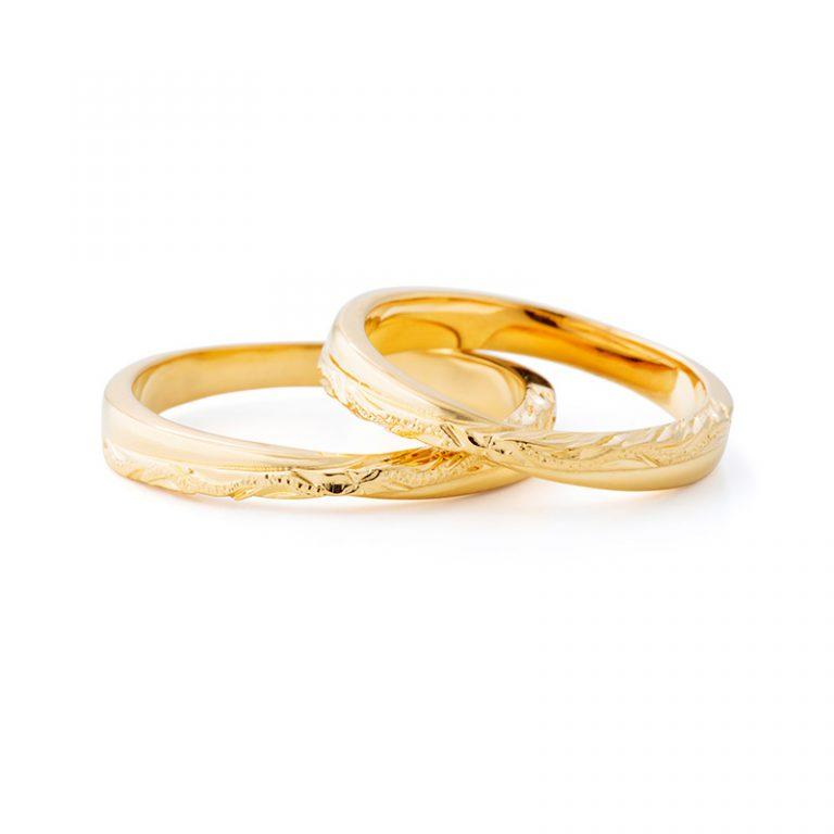 HOKUKEA:南十字星|privatebeach 結婚指輪