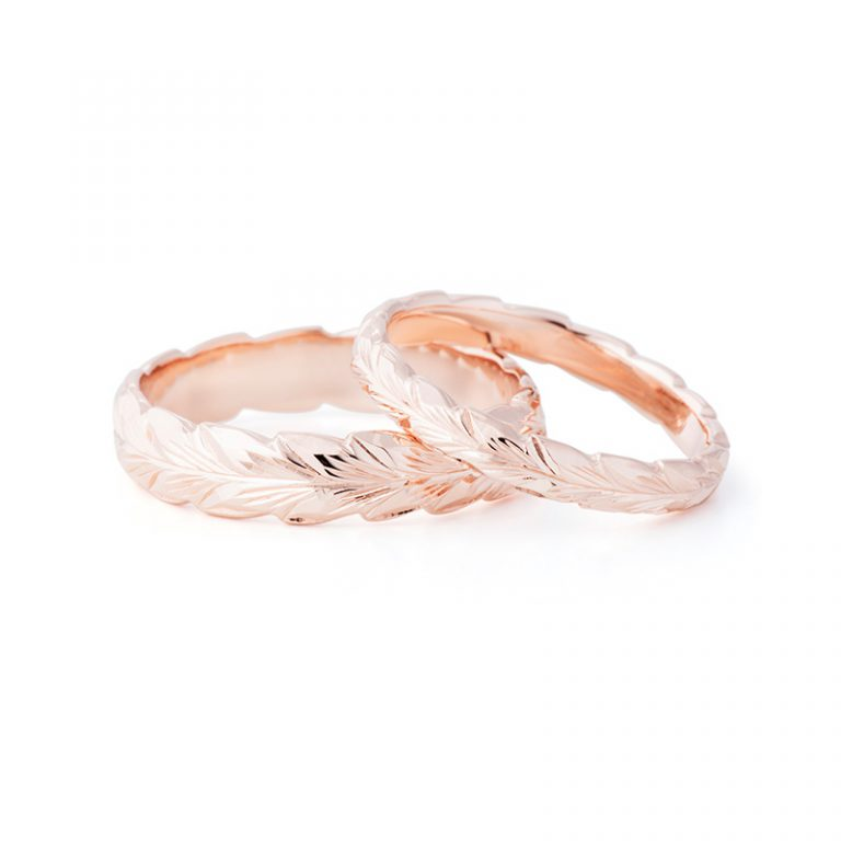 LAU:葉|privatebeach 結婚指輪
