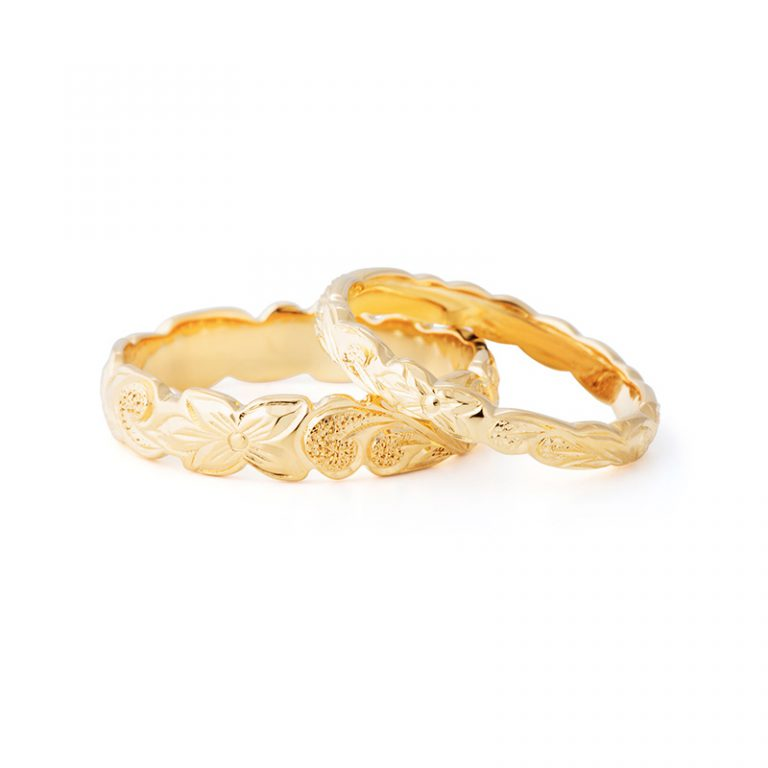 NAO:さざ波|privatebeach 結婚指輪