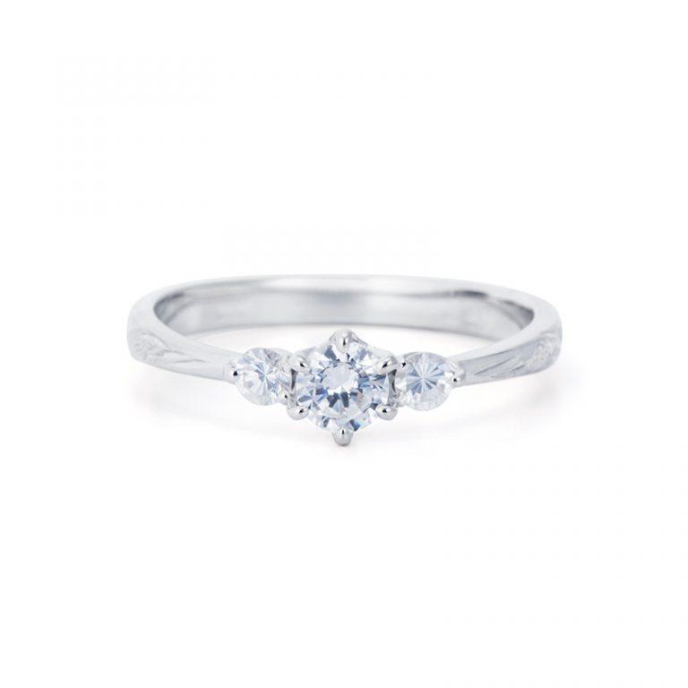 OLINO:かがやき|privatebeach 婚約指輪