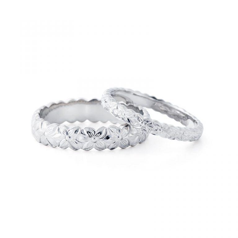 PUAALA:花 privatebeach(プライベートビーチ) 結婚指輪