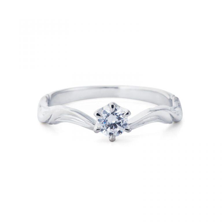 WALEA:やすらぎ|privatebeach 婚約指輪