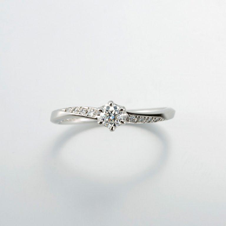 Shine|PRiSM 婚約指輪