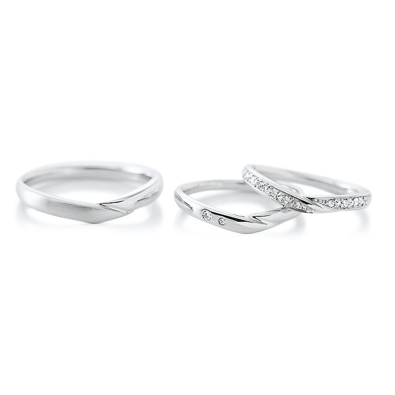 CafeRing(カフェリング)の結婚指輪をお作り頂きました