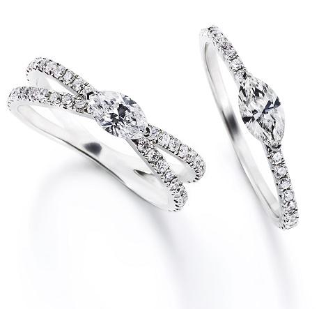 マルケーゼリング/マルケーゼイクスリング AHKAH(アーカー) 婚約指輪