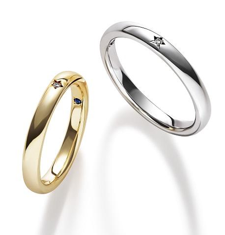 ノヴァリング/スクレノヴァリング|AHKAH(アーカー) 結婚指輪