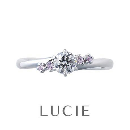 Tender(テンダー)|LUCIE婚約指輪