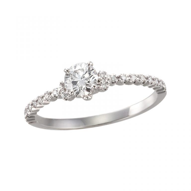 アムールエンゲージリング|AHKAH(アーカー) 婚約指輪