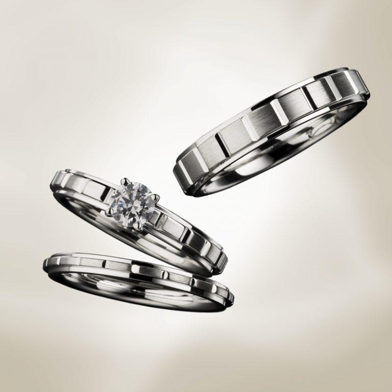 E1048840 E41048820 E5200930|eduard G.fidel 結婚指輪