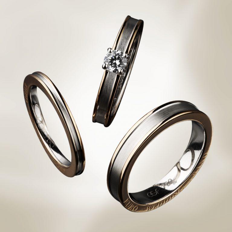 E3076140 E3076120 E5250230|eduard G.fidel 結婚指輪