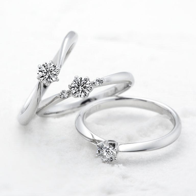 LD346 LD375 LD440|ラザールダイヤモンド 婚約指輪