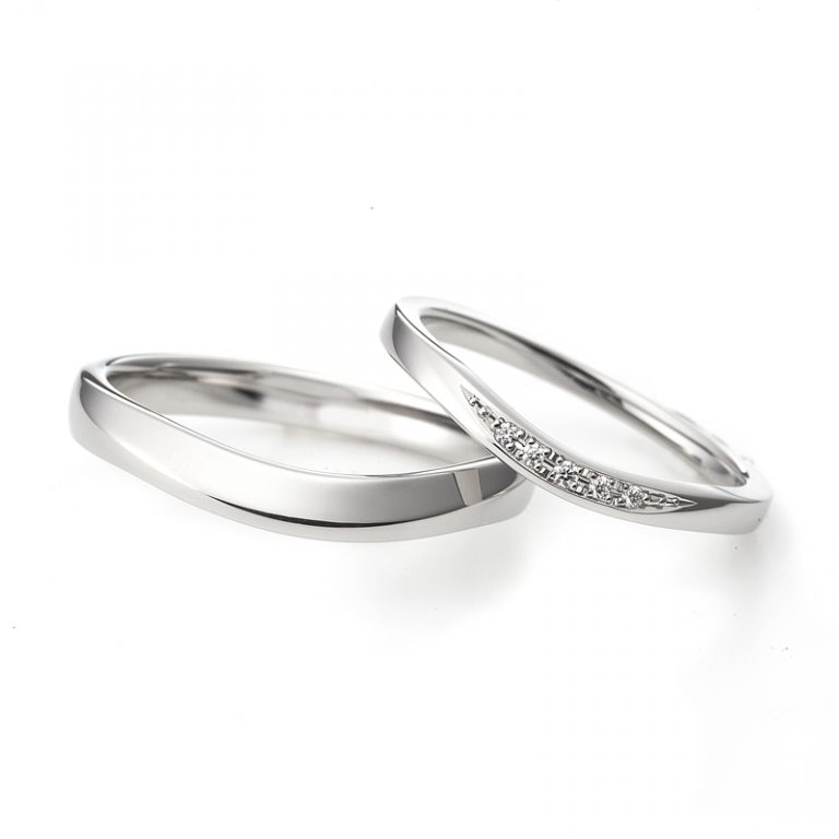 LD721PRL LD721PRM|ラザールダイヤモンド 結婚指輪